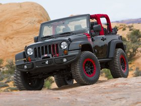 Ver foto 3 de Jeep Wrangler Level Red Concept 2014