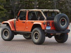 Ver foto 2 de Jeep Wrangler MOJO Concept 2014
