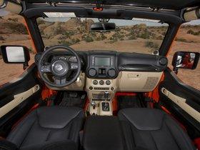 Ver foto 5 de Jeep Wrangler MOJO Concept 2014