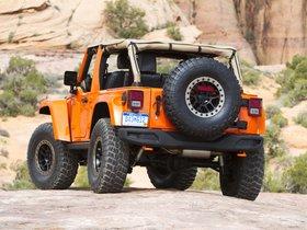 Ver foto 4 de Jeep Wrangler MOJO Concept 2014