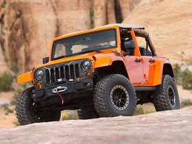 Ver foto 3 de Jeep Wrangler MOJO Concept 2014