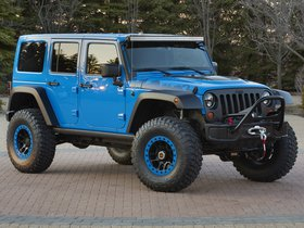 Ver foto 1 de Jeep Wrangler Maximum Performance Concept 2014