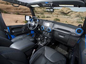 Ver foto 5 de Jeep Wrangler Maximum Performance Concept 2014