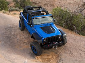 Ver foto 4 de Jeep Wrangler Maximum Performance Concept 2014
