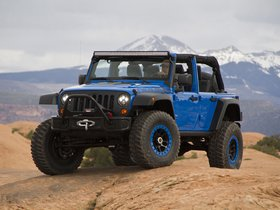 Ver foto 3 de Jeep Wrangler Maximum Performance Concept 2014