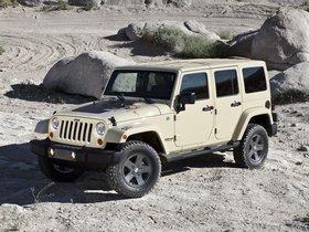 Ver foto 12 de Jeep Wrangler Mojave 2011