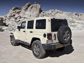 Ver foto 10 de Jeep Wrangler Mojave 2011