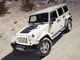 Ver foto 9 de Jeep Wrangler Mojave 2011