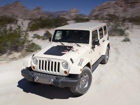 Ver foto 8 de Jeep Wrangler Mojave 2011