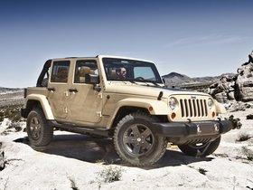 Ver foto 6 de Jeep Wrangler Mojave 2011