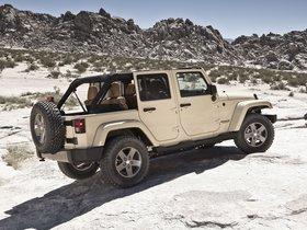 Ver foto 4 de Jeep Wrangler Mojave 2011