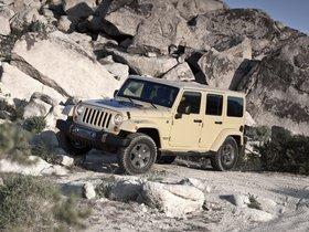 Ver foto 21 de Jeep Wrangler Mojave 2011