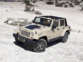 Ver foto 3 de Jeep Wrangler Mojave 2011