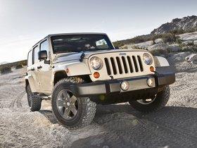Ver foto 2 de Jeep Wrangler Mojave 2011