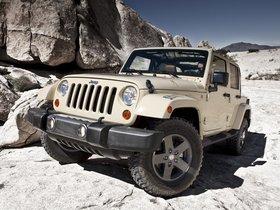 Fotos de Jeep Wrangler Mojave 2011