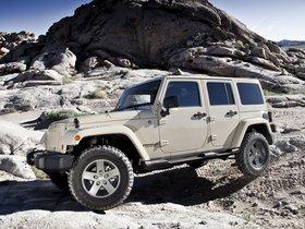Ver foto 16 de Jeep Wrangler Mojave 2011