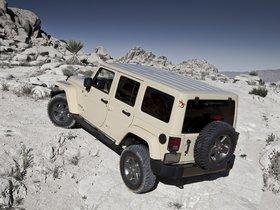 Ver foto 15 de Jeep Wrangler Mojave 2011