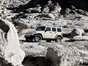 Ver foto 14 de Jeep Wrangler Mojave 2011
