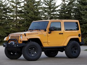Fotos de Jeep Wrangler Mopar Accessorized Concept 2012