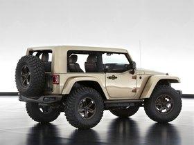 Ver foto 6 de Jeep Wrangler Mopar Flattop Concept 2013