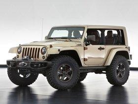 Ver foto 5 de Jeep Wrangler Mopar Flattop Concept 2013