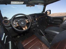Ver foto 4 de Jeep Wrangler Mopar Flattop Concept 2013