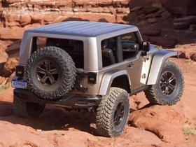 Ver foto 3 de Jeep Wrangler Mopar Flattop Concept 2013