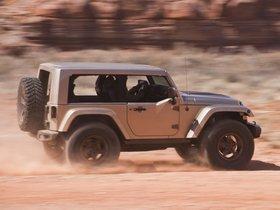 Ver foto 2 de Jeep Wrangler Mopar Flattop Concept 2013