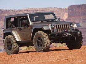 Fotos de Jeep Wrangler Mopar Flattop Concept 2013