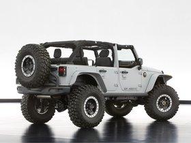 Ver foto 6 de Jeep  Wrangler Mopar Recon Concept 2013