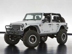Ver foto 5 de Jeep  Wrangler Mopar Recon Concept 2013