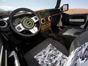 Ver foto 4 de Jeep  Wrangler Mopar Recon Concept 2013