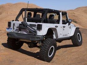 Ver foto 3 de Jeep  Wrangler Mopar Recon Concept 2013