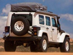 Ver foto 3 de Jeep Wrangler Overland 2009