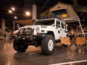 Ver foto 2 de Jeep Wrangler Overland 2009