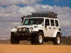Ver foto 1 de Jeep Wrangler Overland 2009