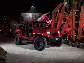 Ver foto 2 de Jeep Wrangler Red Rock Concept 2015