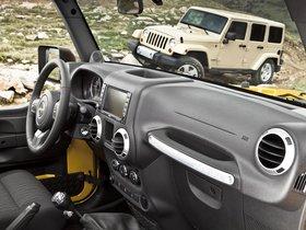 Ver foto 3 de Jeep Wrangler Rubicon 2010