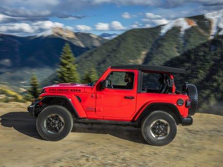 Precios Jeep Wrangler Ofertas De Jeep Wrangler Nuevos Coches