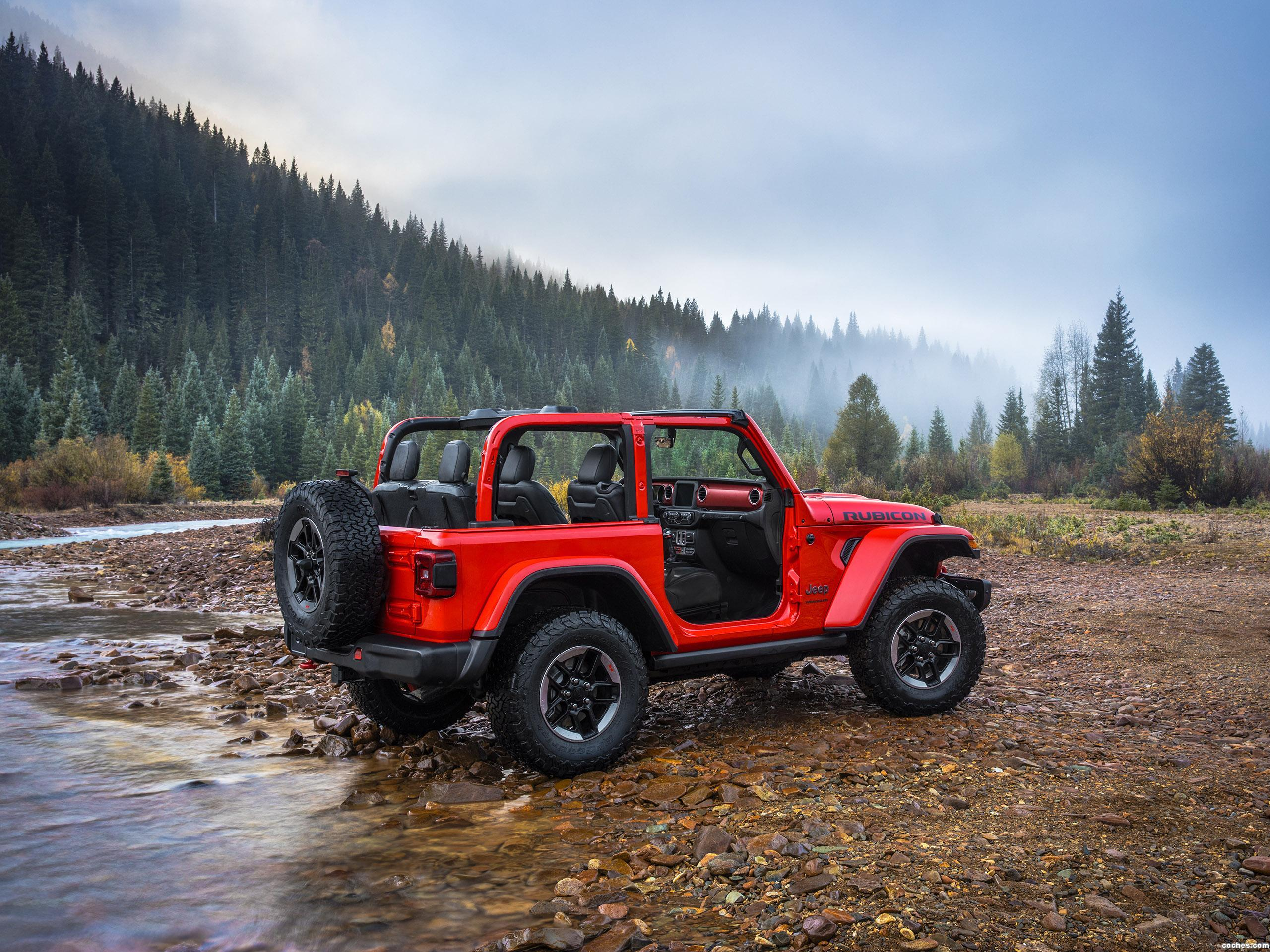 Foto 20 de Jeep Wrangler Rubicon USA 2018