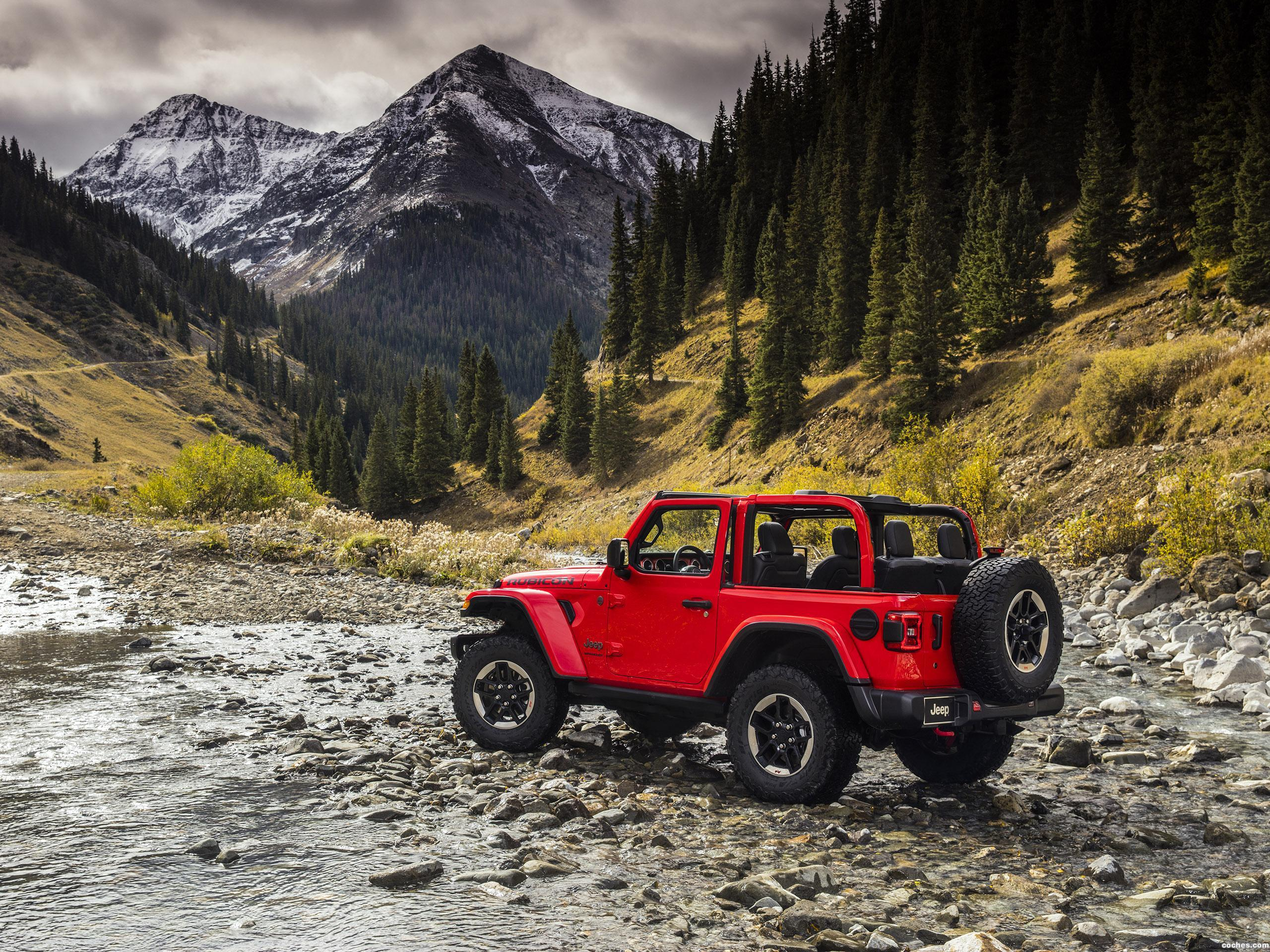 Foto 14 de Jeep Wrangler Rubicon USA 2018