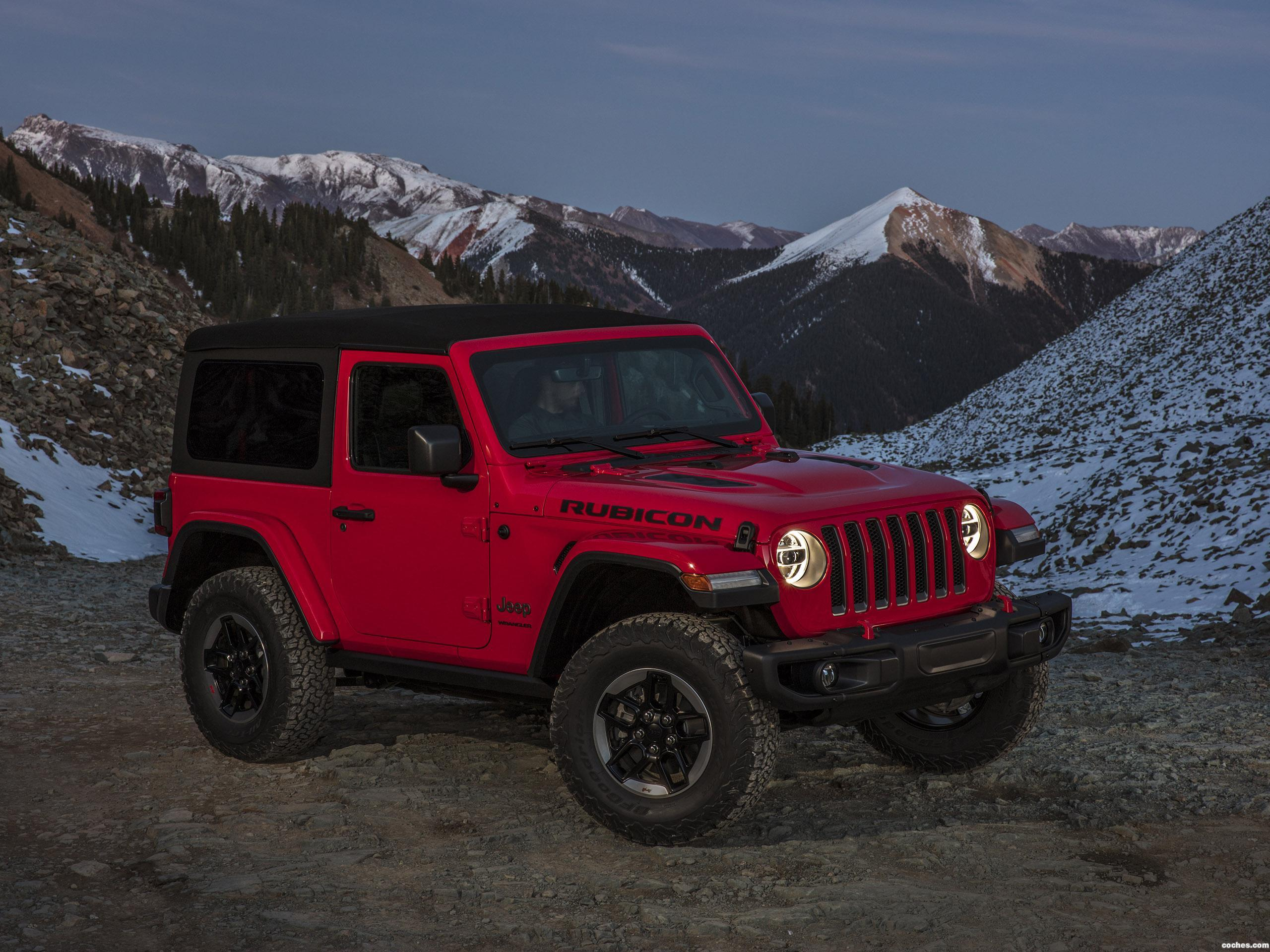 Foto 9 de Jeep Wrangler Rubicon USA 2018
