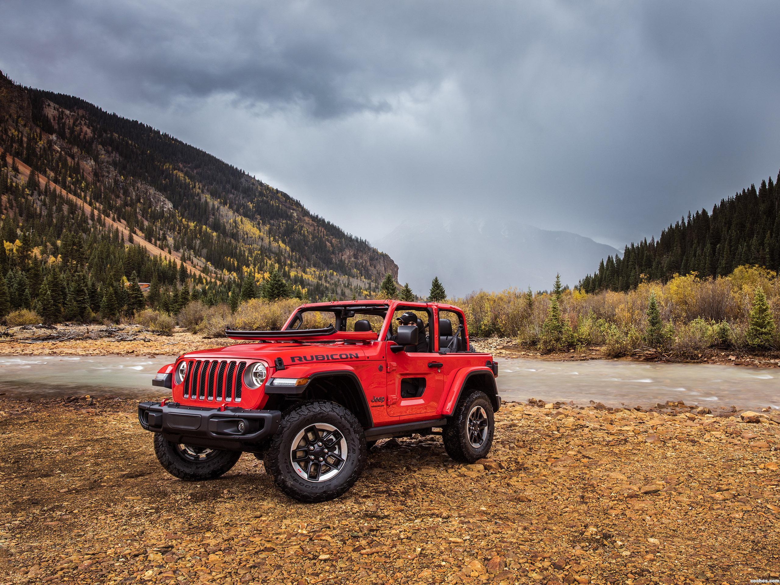 Foto 6 de Jeep Wrangler Rubicon USA 2018