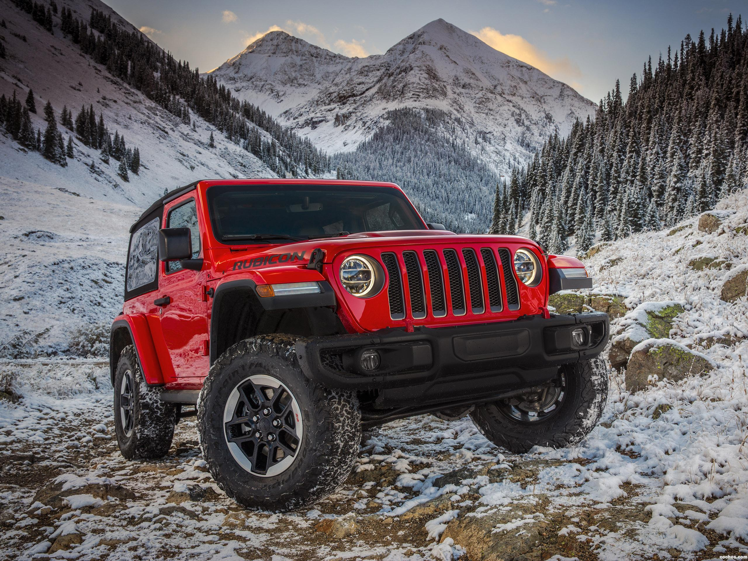 Foto 0 de Jeep Wrangler Rubicon USA 2018