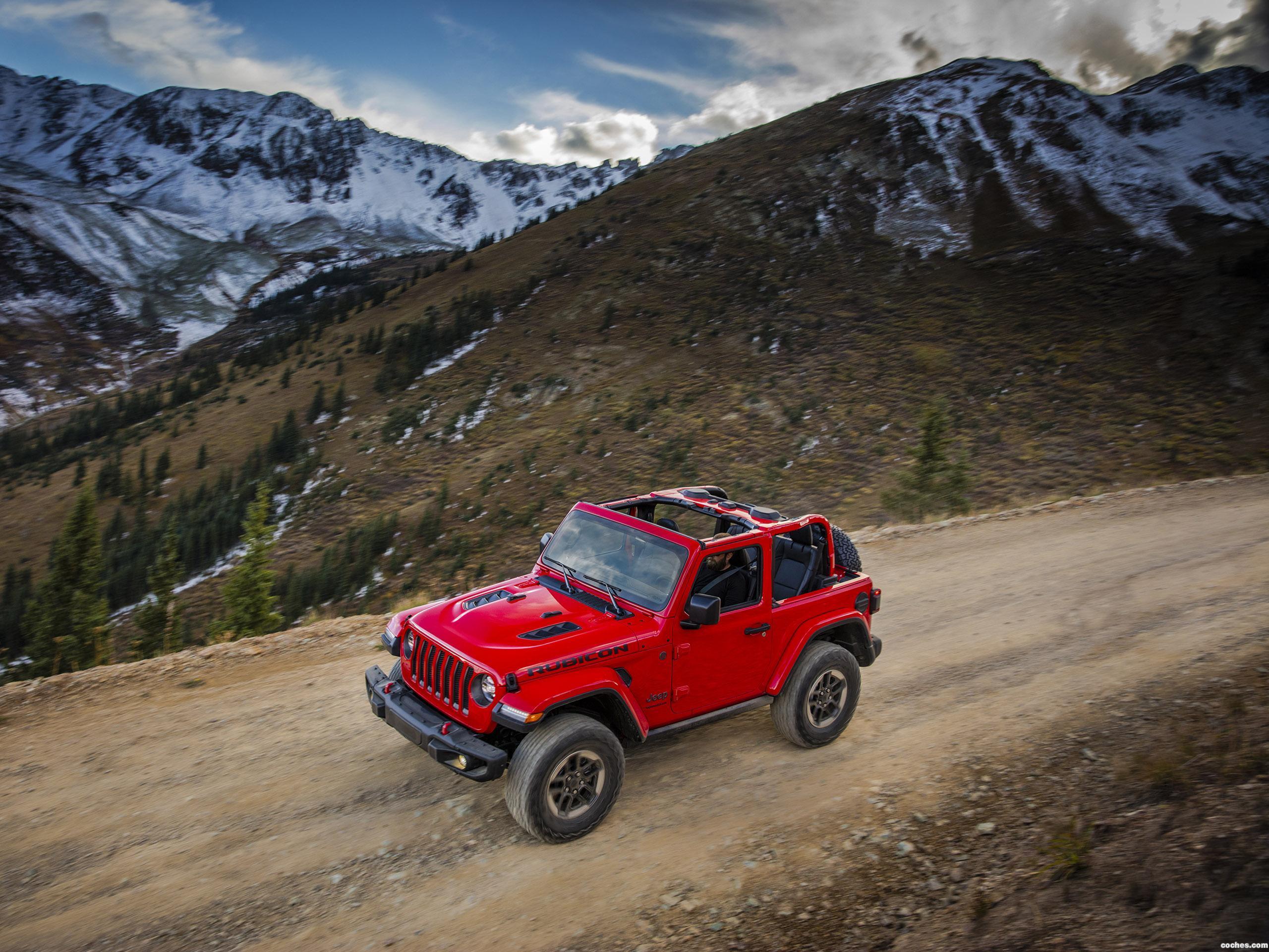 Foto 30 de Jeep Wrangler Rubicon USA 2018