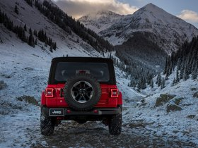 Ver foto 25 de Jeep Wrangler Rubicon USA 2018