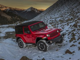 Ver foto 22 de Jeep Wrangler Rubicon USA 2018