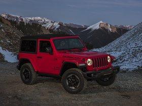Ver foto 10 de Jeep Wrangler Rubicon USA 2018