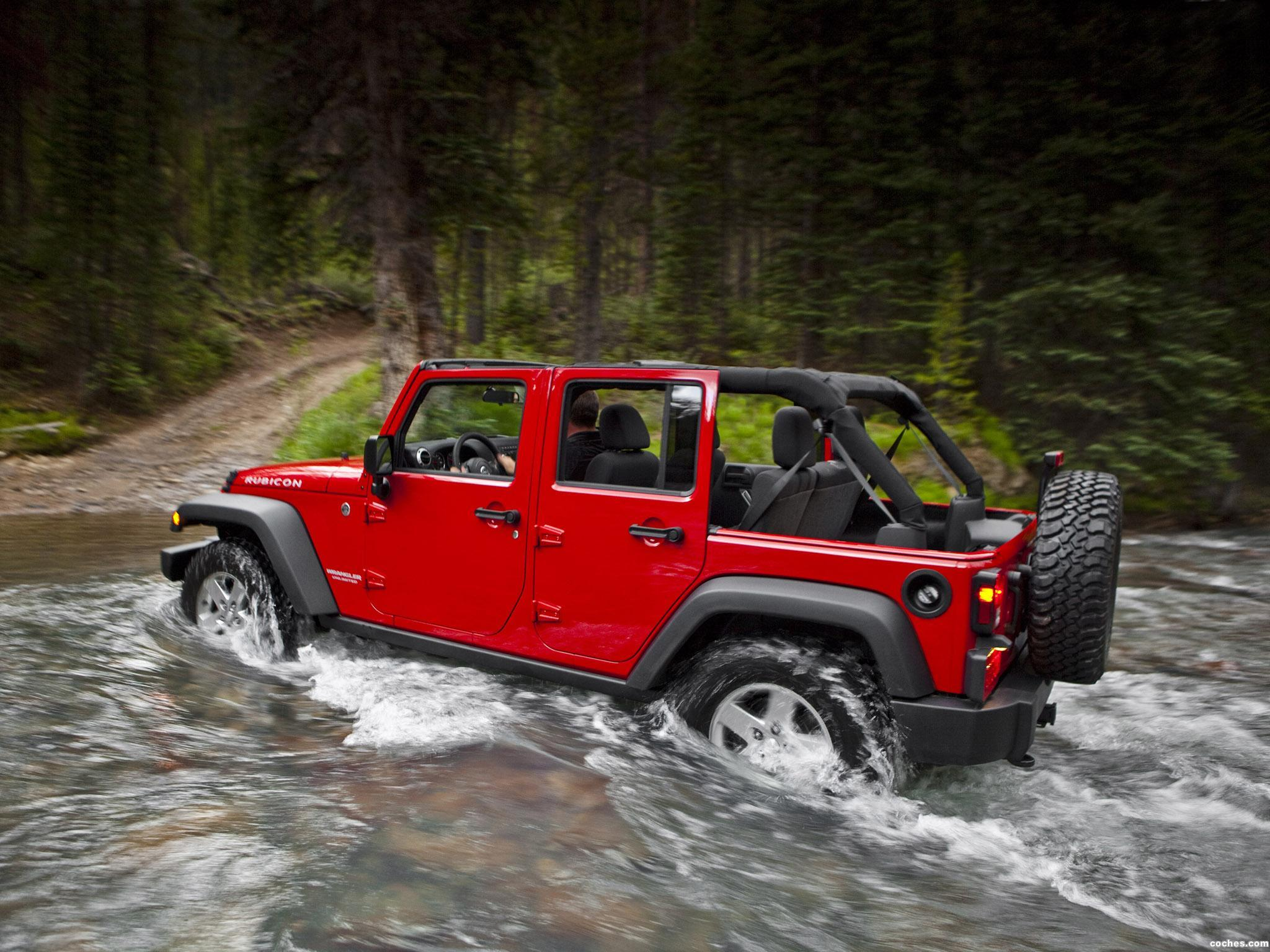 Foto 2 de Jeep Wrangler Unlimited Rubicon 2010