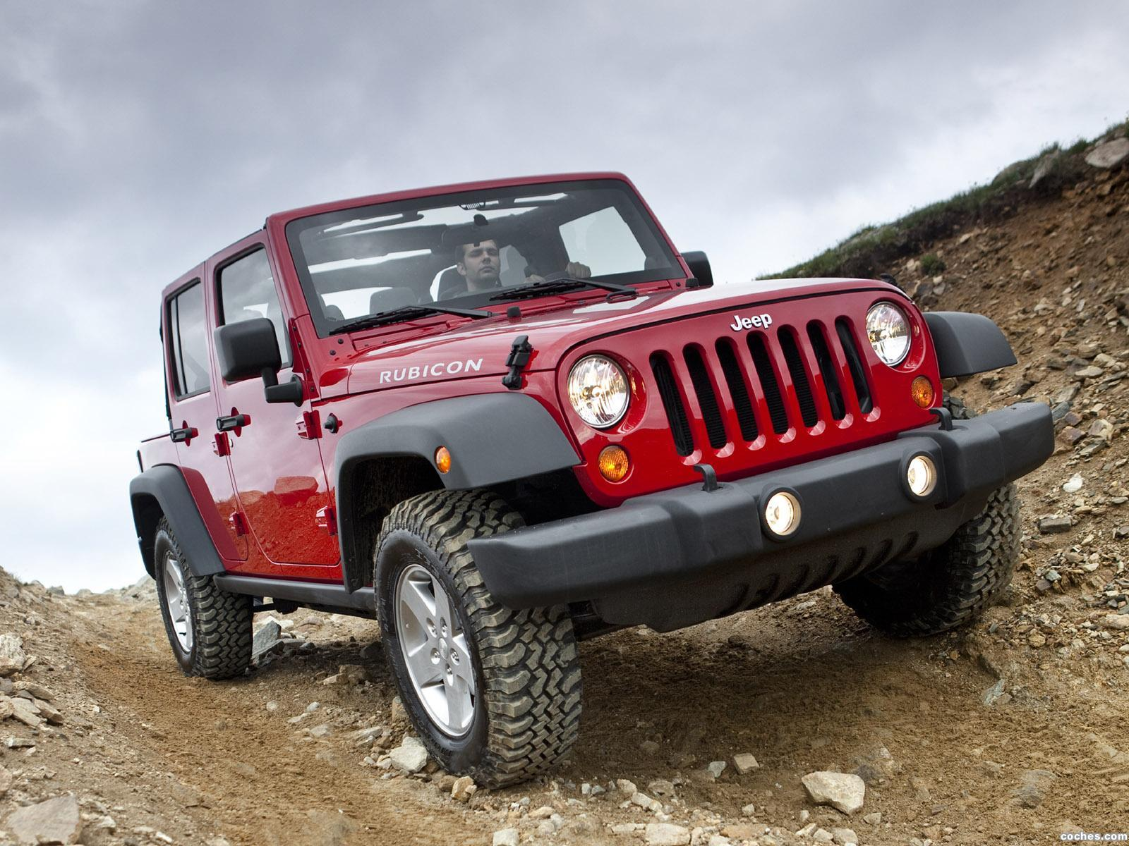 Foto 0 de Jeep Wrangler Unlimited Rubicon 2010